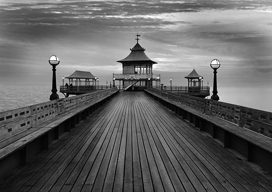 Pagoda Clevedon Pier