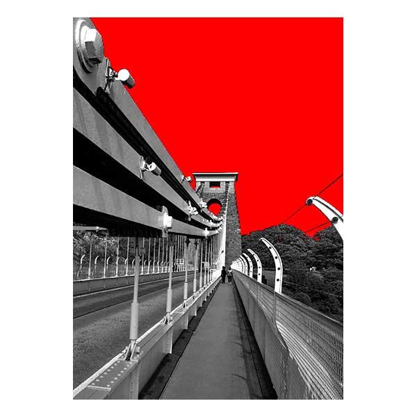 Angles at Clifton Suspension Bridge