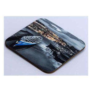 Brigstow Boat Coaster