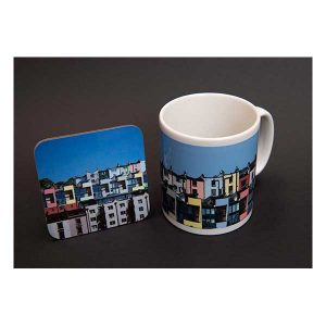 Bristol Mug and Coaster Set