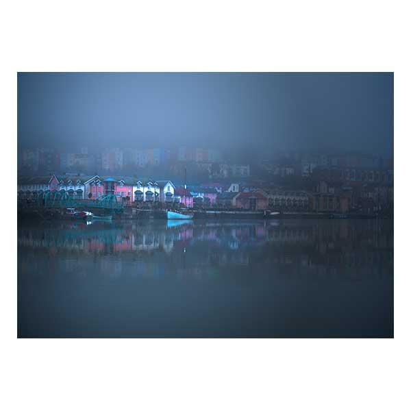 Mist at Rownham Mead