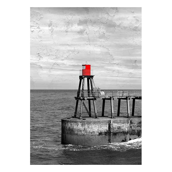 Harbour Lighthouse Sea